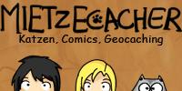 Mietzecacher - Katzen, Comics und Geocaching
